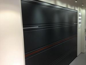 Hormann garazo vartai LPU 40 T-griovelis